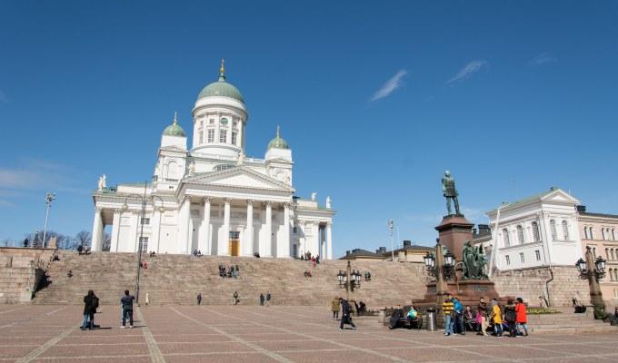Reise nach Helsinki