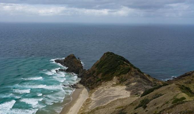 Reise nach Neuseeland